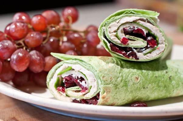 Turkey and Cranberry Quesadillas | Daily Dalliance